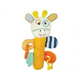Activity giraffe squeaker