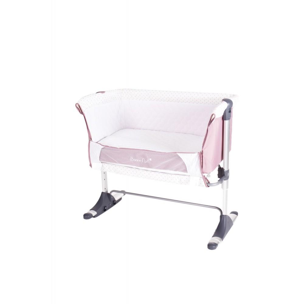 KIKKABOO-MINICUNA COLECHO BONNE NUIT Pink