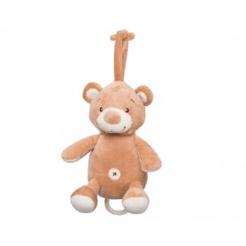 Bear musical toy