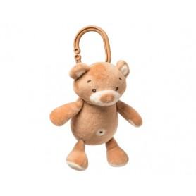 Vibrating bear toy