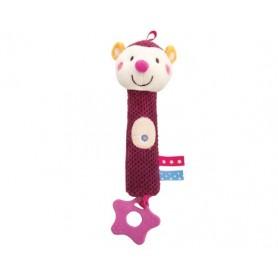 Hedgehog squeaker toy