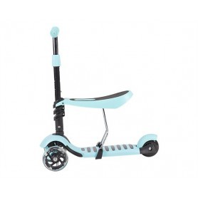 Scooter 3 in 1 Blue