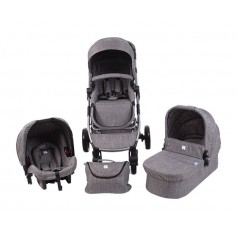 UGO 3 in 1 Dark Grey Melange