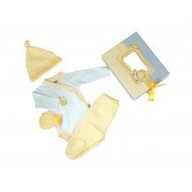 Newborn romper set Little Angel