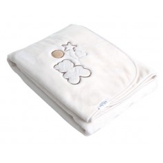 100% Polyester Size 80x110cm Embroidered In a perfect gift box