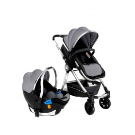 Allure 3 in 1 Transformable Grey