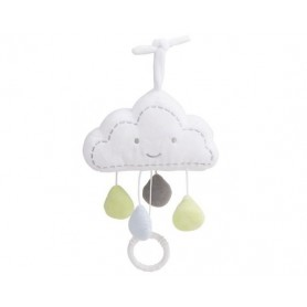 Musical toy for bed Clouds