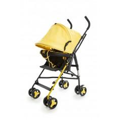 Silla de paseo Fresh amarilla