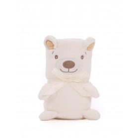 Manta bebé 3D Bear