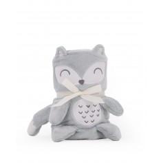 3D baby blanket Fox