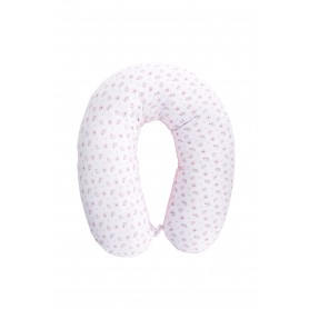 Mama Jersey Pillow - Pink Flowers
