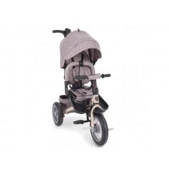 Tricycle premio  air wheels beige melange+