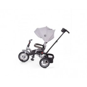 Tricycle premio air wheels grey melange