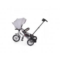 Tricycle premio air wheels grey melange