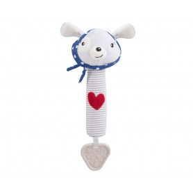 Love Rome squeaker toy-girl