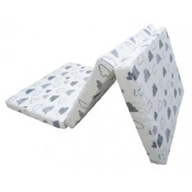Colchón plegable60*120*5 cm - Soft Nubes