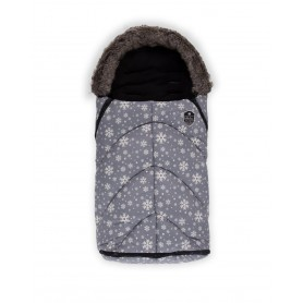 SACO CUBREPIES SHINY SNOW FOREST GRIS