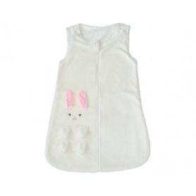 Saquito sin mangas. Bunny 0-6m