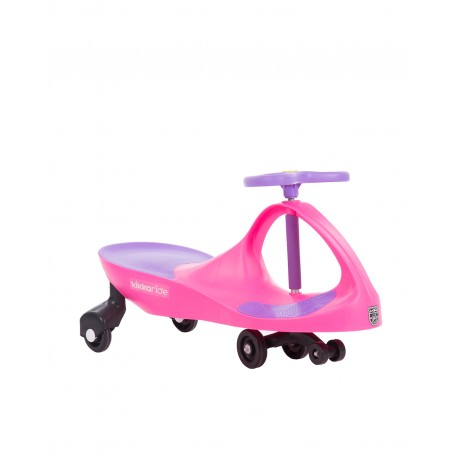Scooter Wiggle Car BOBBY Rosa