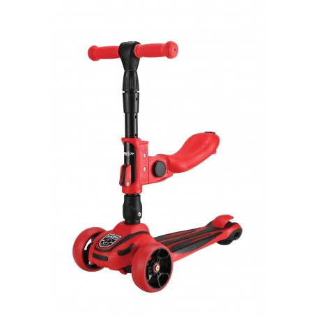 Scooter Roadster 3 in 1 Red meme