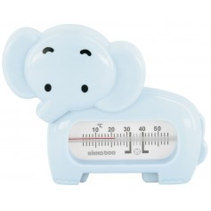 Termómetro de baño Elefante Azul