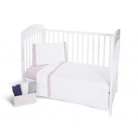 Baby bedding set 3 pieces Teddy bear 60?120 EU style