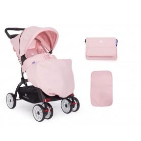 Airy Pink Melange