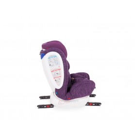 Car seat 0-1-2-3 (0-36 kg) 4 Fix Purple