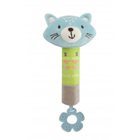 Cat squeaker toy