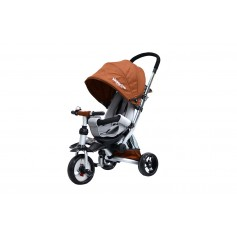 Triciclo Vetta marrón
