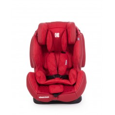 Silla de coche Major 1-2-3 (9-36 Kg) + Isofix Rojo