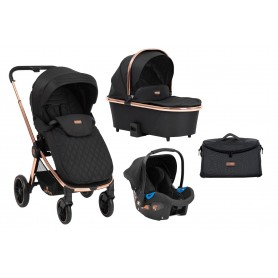 Vicenza 3 in 1 Premium Black