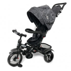 Triciclo Alonsy Black Camuflage