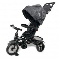 Triciclo Alonsy Black Camuflage