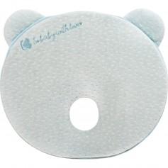 Memory foam ergonomic pillow Bear Velvet  Mint
