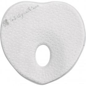 Memory foam ergonomic pillow Heart  Velvet Grey