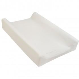 Cambiador Memory Foam de terciopelo blanco