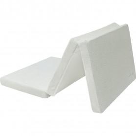 Colchón plegable de algodón 60/120/5 de terciopelo mint