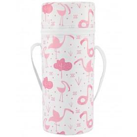 Funda térmica rosa