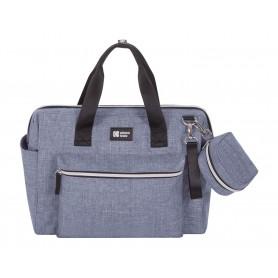 Bolso Maxi Blue