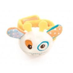 Giraffe wrist rattle
