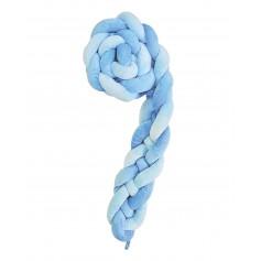 Protector 180 cm 4 trenzas (15cm) Azul